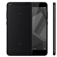 купить Смартфон Xiaomi Redmi 4X 32GB/3GB Global Version Black (Черный) в Калининграде