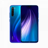купить Смартфон Xiaomi Redmi Note 8T 128GB/4GB Blue (Синий) в Калининграде