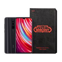 купить Смартфон Xiaomi Redmi Note 8 Pro World of Warcraft Edition 128GB/8GB Black (Черный) в Калининграде