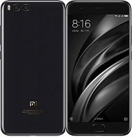 купить Смартфон Xiaomi Mi6 Ceramic 128GB/6GB Black/Gold (Черный/Золотой) в Калининграде