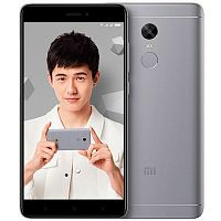 купить Смартфон Xiaomi Redmi Note 4X 64GB/4GB Dual SIM Gray (Серый) в Калининграде
