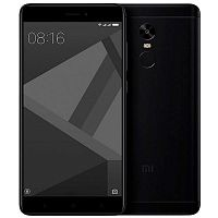 купить Смартфон Xiaomi Redmi Note 4X 32GB/3GB Global Version Dual SIM Black (Черный) в Калининграде